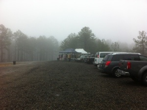 2013 Lake DeGray Trail Run {2013 Arkansas Trail Run Series}