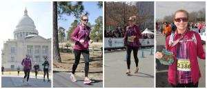 My Phases of Running a Marathon {Wordless Wednesday}