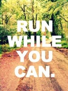 My Weekly Training Log {Marathon Training Week 1}