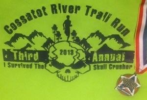 Cossatot River Trail Half Marathon