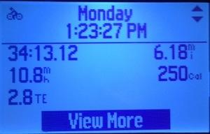 My Weekly Training Log {Marathon Training Week 10}