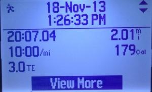 My Weekly Training Log {Marathon Training Weeks 11 & 12}