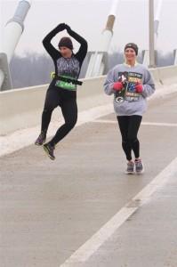 2014 Mississippi River Marathon {Race Recap}
